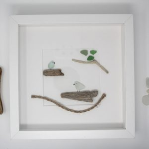Seaglass Birds