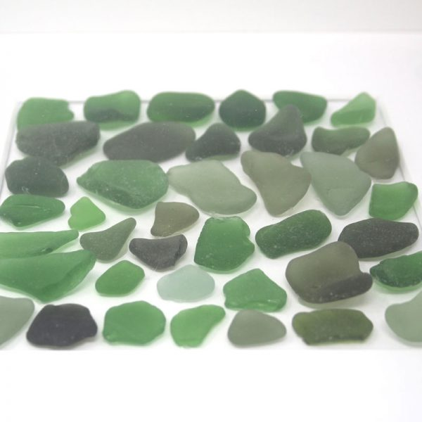 seaglass square