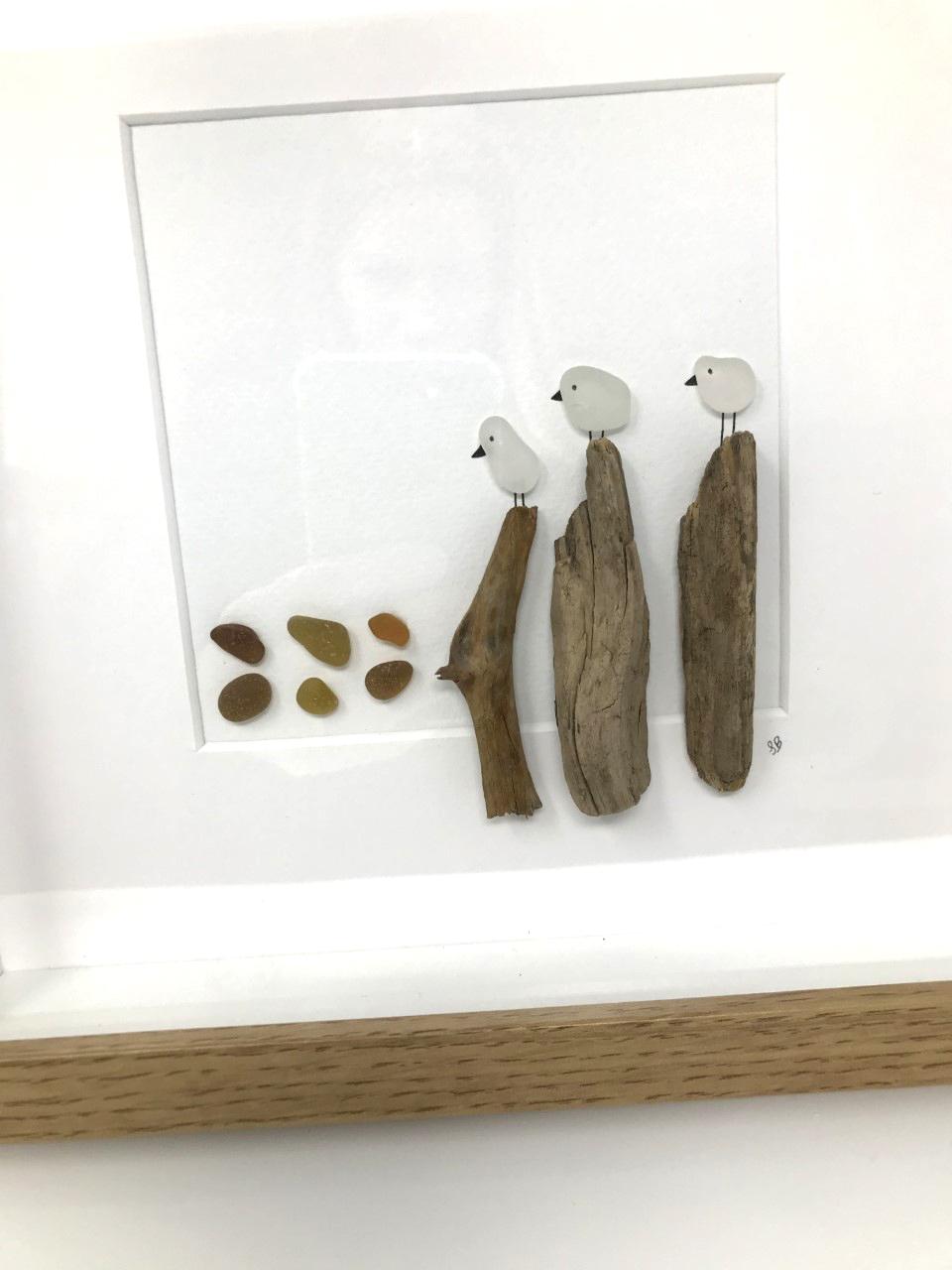 Seaglass Birds