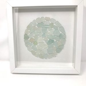 Sea Glass Circle